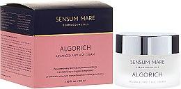 Духи, Парфюмерия, косметика Восстанавливающий крем против морщин - Sensum Mare Algorich Advanced Anti Age Cream