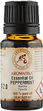 Духи, Парфюмерия, косметика Эфирное масло мяты перечной - Aromatika Pure Peppermint Essential Oil