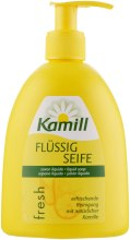 Духи, Парфюмерия, косметика Жидкое мыло для рук и ногтей - Kamill Fresh Liquid Hand Soap