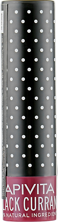 Бальзам для губ с пчелиным воском и черной смородиной - Apivita Lip Care with Black Currant