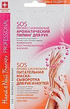 Духи, Парфюмерия, косметика Ароматический пилинг для рук - Eveline Cosmetics Therapy