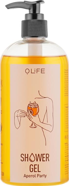 Гель для душа - O.life Aperol Party Shower Gel