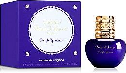 Духи, Парфюмерия, косметика Ungaro Fruit d'Amour Purple Gardenia - Туалетная вода