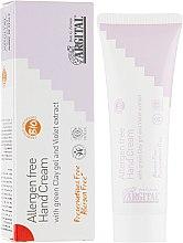 Духи, Парфюмерия, косметика Крем для рук на основе фиалки без аллергенов - Argital Allergen-free Violet hand cream
