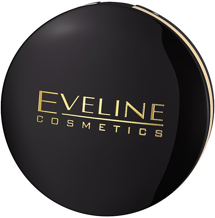 Минеральная компактная пудра - Eveline Cosmetics Celebrities Beauty Powder