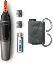Тример для носа і вух - Philips Trimmer NT3160/10 — фото N4
