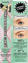 Духи, Парфюмерия, косметика Праймер для бровей - Benefit Browvo! Conditioning Eyebrow Primer Mini (мини)