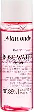 Духи, Парфюмерия, косметика Тоник для лица - Mamonde Rose Water Toner (мини)