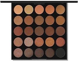 Духи, Парфюмерия, косметика Палетка теней - Morphe 25A Copper Spice Artistry Eyeshadow Palette
