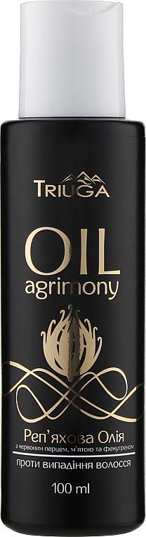 Репейное масло от выпадения волос - Triuga