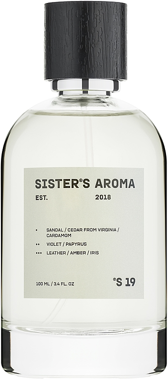 Sister's Aroma 19 - Парфюмированная вода