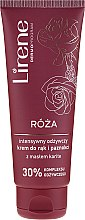 "Духи, Парфюмерия, косметика Крем для рук ""Роза"" - Lirene Rose Hand Cream"