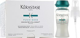 Духи, Парфюмерия, косметика Концентрат для восстановления волос - Kerastase Fusio Dose Concentre Vita-Ciment