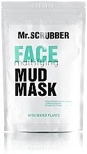 Духи, Парфюмерия, косметика Матирующая маска для лица - Mr.Scrubber Mud Mask Face Mattifying