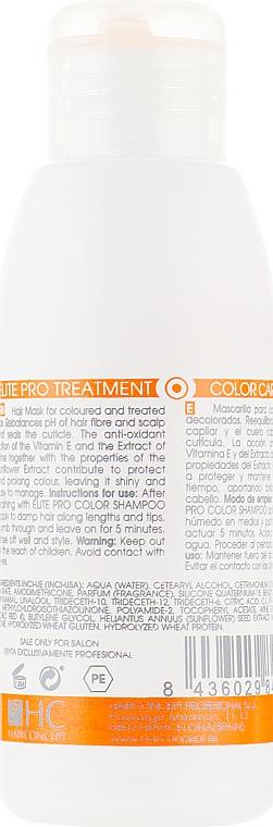 Маска для окрашенных волос - HairConcept Elite Pro Color Mask — фото N2