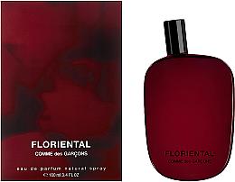 Духи, Парфюмерия, косметика Comme des Garcons Floriental - Парфюмированная вода (пробник)