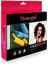 """Парфумерія, косметика Бігуді для волосся """"Lolly Curves"""" 5007 - Donegal"""