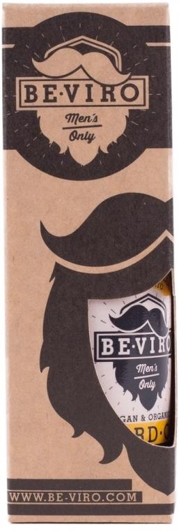 Масло для бороды - Be-Viro Beard Oil Vanilla Palo Santo Tonka Boby — фото N2
