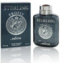 Духи, Парфюмерия, косметика Positive Parfum Sterling Stabile - Туалетная вода