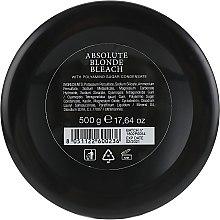 Пудра осветляющая безаммиачная до 9 тонов - pH Laboratories Absolute Blonde Bleach — фото N2