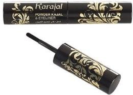 Духи, Парфюмерия, косметика Лайнер-порошок для макияжа глаз - Karaja Kohl Powder Eyeliner