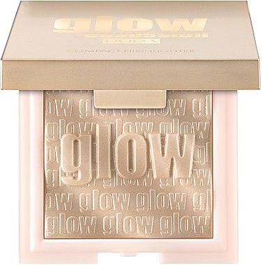 Хайлайтер компактный для лица - Pupa Glow Obsession Compact Highlighter
