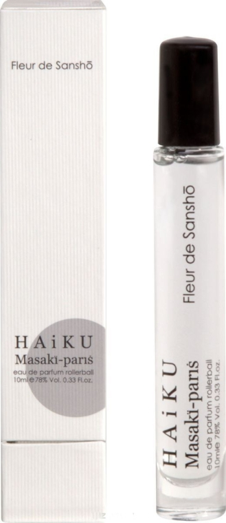 Masaki Matsushima Haiku Fleur de Sansho - Парфюмированная вода (roll-on)
