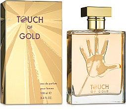 Torand Touch Of Gold - Парфюмированная вода — фото N1