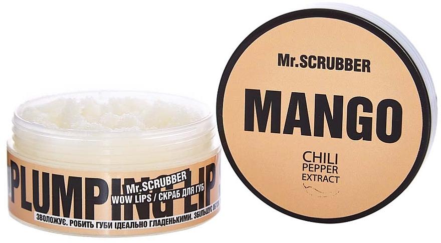 "Скраб для губ ""Манго"" - Mr.Scrubber Wow Lips Mango"