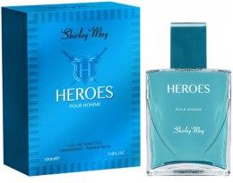 Духи, Парфюмерия, косметика Shirley May Heroes - Туалетная вода
