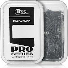 Духи, Парфюмерия, косметика Невидимки для волос ровные, 40мм, черные - Tico Professional