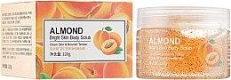 Духи, Парфюмерия, косметика Скраб для тела с маслом миндаля - Bioaqua Almond Bright Skin Body Scrub
