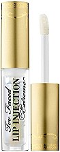 Парфумерія, косметика Блиск для візуального збільшення губ - Too Faced Lip Injection Extreme Lip Plumper Mini