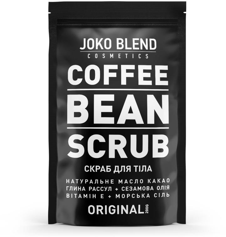 Кофейный скраб - Joko Blend Original — фото N1