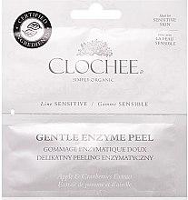 Духи, Парфюмерия, косметика Мягкий энзимный пилинг для чувствительной кожи - Clochee Sensitive Gentle Enzyme Peel