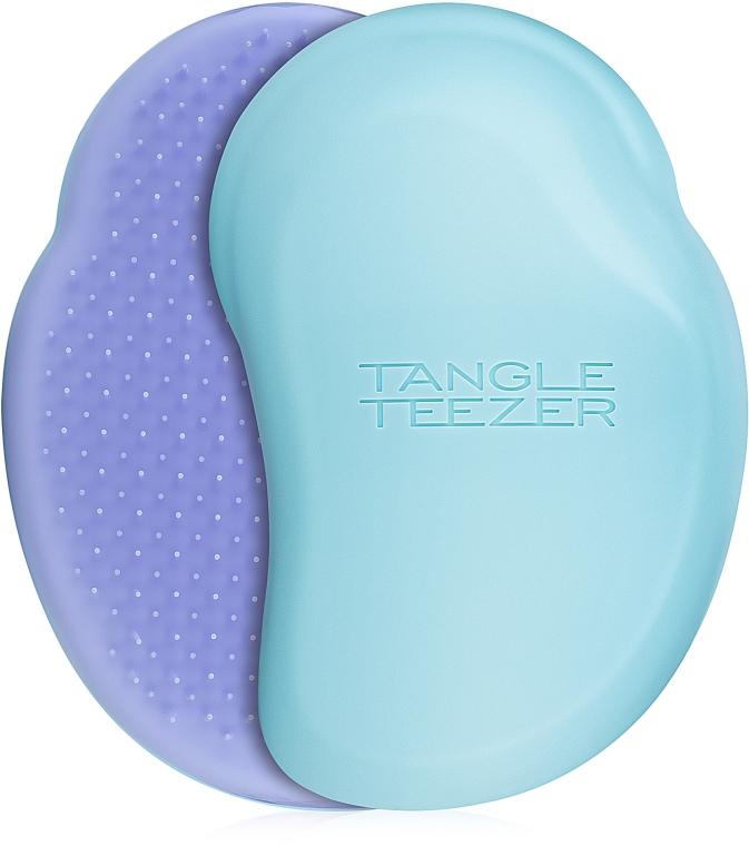 Расческа для волос, лиловая - Tangle Teezer The Original Fine & Fragile Mint Violet
