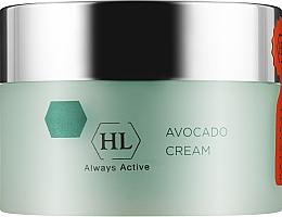 Духи, Парфюмерия, косметика Увлажняющий и питательный крем для лица - Holy Land Cosmetics Avocado Cream