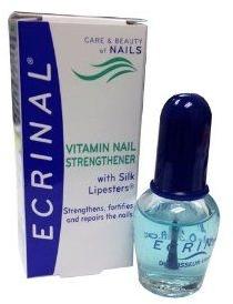 Витаминизированный укрепляющий комплекс для ухода за ломкими ногтями - Ecrinal Nail Strengthener with Silk Lipesters