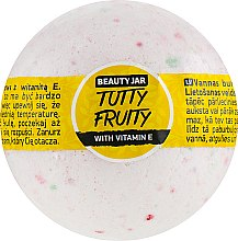 "Духи, Парфюмерия, косметика Бомбочка для ванны ""Tutty Fruity"" - Beauty Jar Relax Natural Bath Bomb"