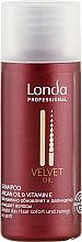 Духи, Парфюмерия, косметика Шампунь с аргановым маслом - Londa Velvet Oil Shampoo (мини)