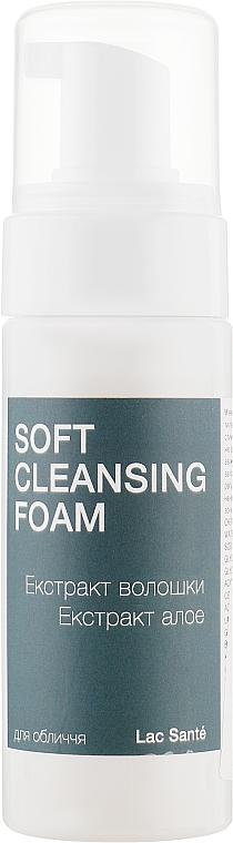 Мягкая очищающая пенка для всех типов кожи - Lac Sante Easy Care Soft Cleansing Foam