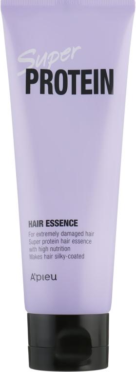Защитная эссенция для волос с растительными протеинами - A'pieu Super Protein Hair Essence
