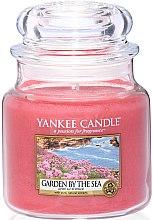 Духи, Парфюмерия, косметика Ароматическая свеча - Yankee Candle Garden By The Sea