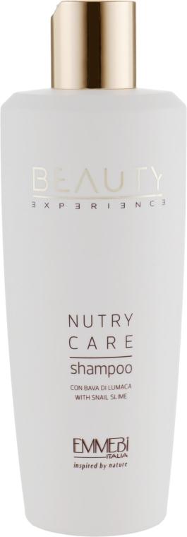 Шампунь «Немедленное восстановление» - Emmebi Italia Beauty Experience Nutry Care Shampoo