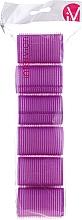 Духи, Парфюмерия, косметика Бигуди с липучкой мягкие для сна, 498790, 4 см, фиолетовые - Inter-Vion