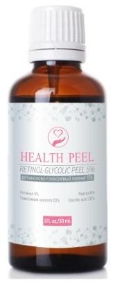 Ретинолово-гликолевый пилинг 5% - Health Peel Retinol Glycol Peel