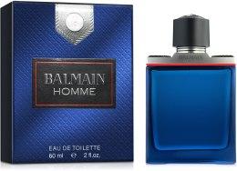 Духи, Парфюмерия, косметика Balmain Homme - Туалетная вода