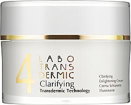 Духи, Парфюмерия, косметика Очищающий и осветляющий крем - Labo Transdermic 4 Clarifying Enlightening Cream