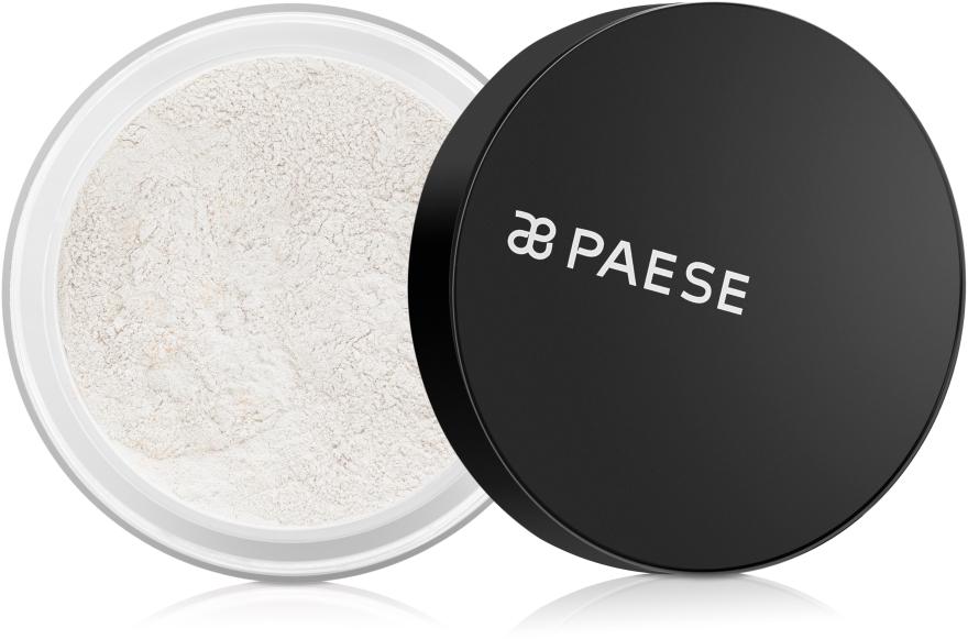 Пудра рисовая рассыпчатая - Paese Powder