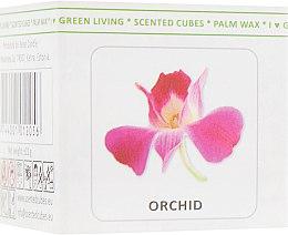 "Духи, Парфюмерия, косметика Аромакубики ""Орхидея"" - Scented Cubes Orchid Candle"
